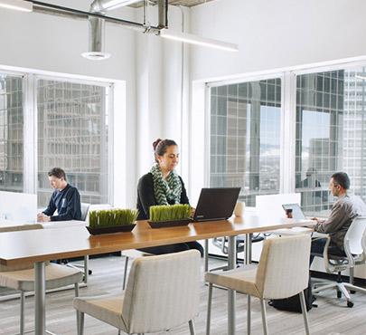 Various Working Space